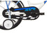 Vermont Race Barncykel blå 16''